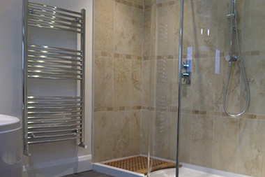 Modern Shower Enclosure